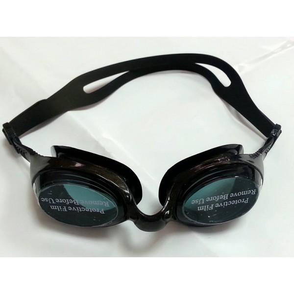 泳鏡 度數鏡片  一體成型