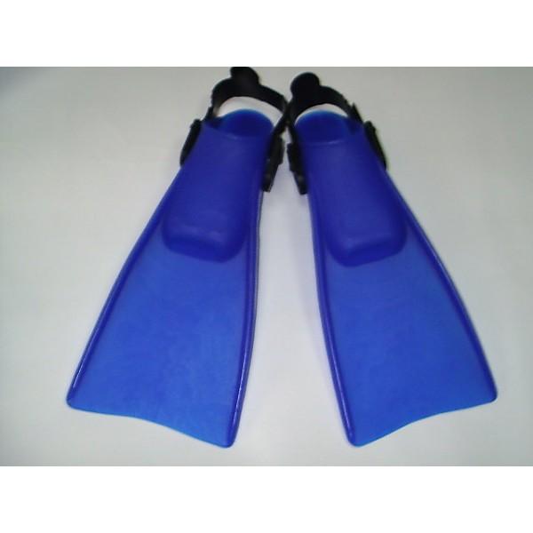 蛙鞋F-02 藍 -兒童用