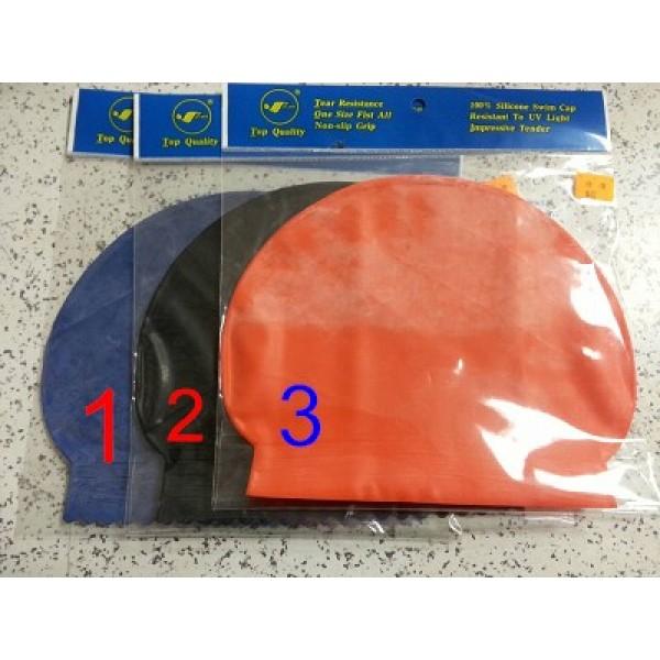 游泳帽-乳膠材質