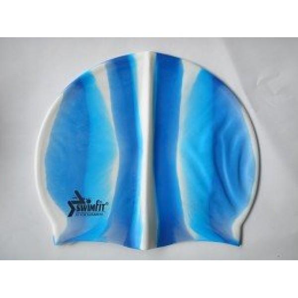 泳帽-型號:302091  矽膠材質