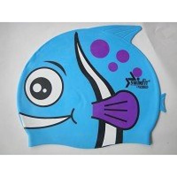 泳帽-兒童用 型號:302099  矽膠材質