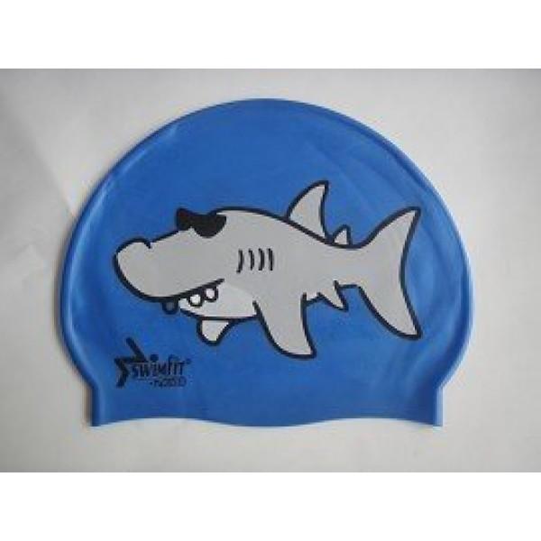 泳帽-兒童用 型號:302097 矽膠材質